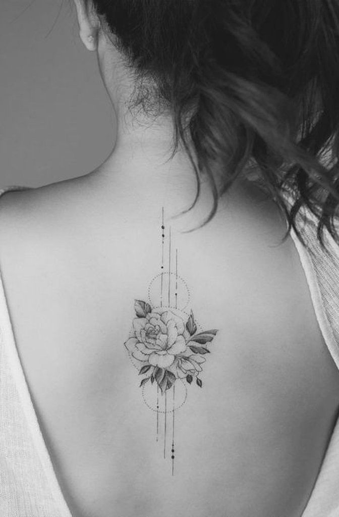 100+ Trend Aquarell Blume Tattoo-Ideen für Frauen