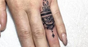 120+ Wedding Ring Tattoo Ideas to Showcase Your Love