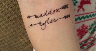 Tattoo Namen - Namendesigns und Ideen - Tattoos - ZENIDEEN