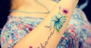 Ohana Tattoo - ein herrliches Symbol von Familie und Freundschaft