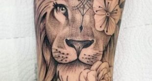 70 weibliche und männliche Löwentattoos – Tatouage frauen – Hybrid Elektronike – The World