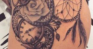 Beste kleine Tattoo-Placement-Ideen für Frauen Beste Orte rund um eine Frau - Nell Oa.
