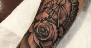 Cross Tattoos Designs for Men and Women - flowertattooideas.com