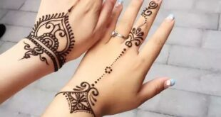 Easy Mehndi Design Images and Photos
