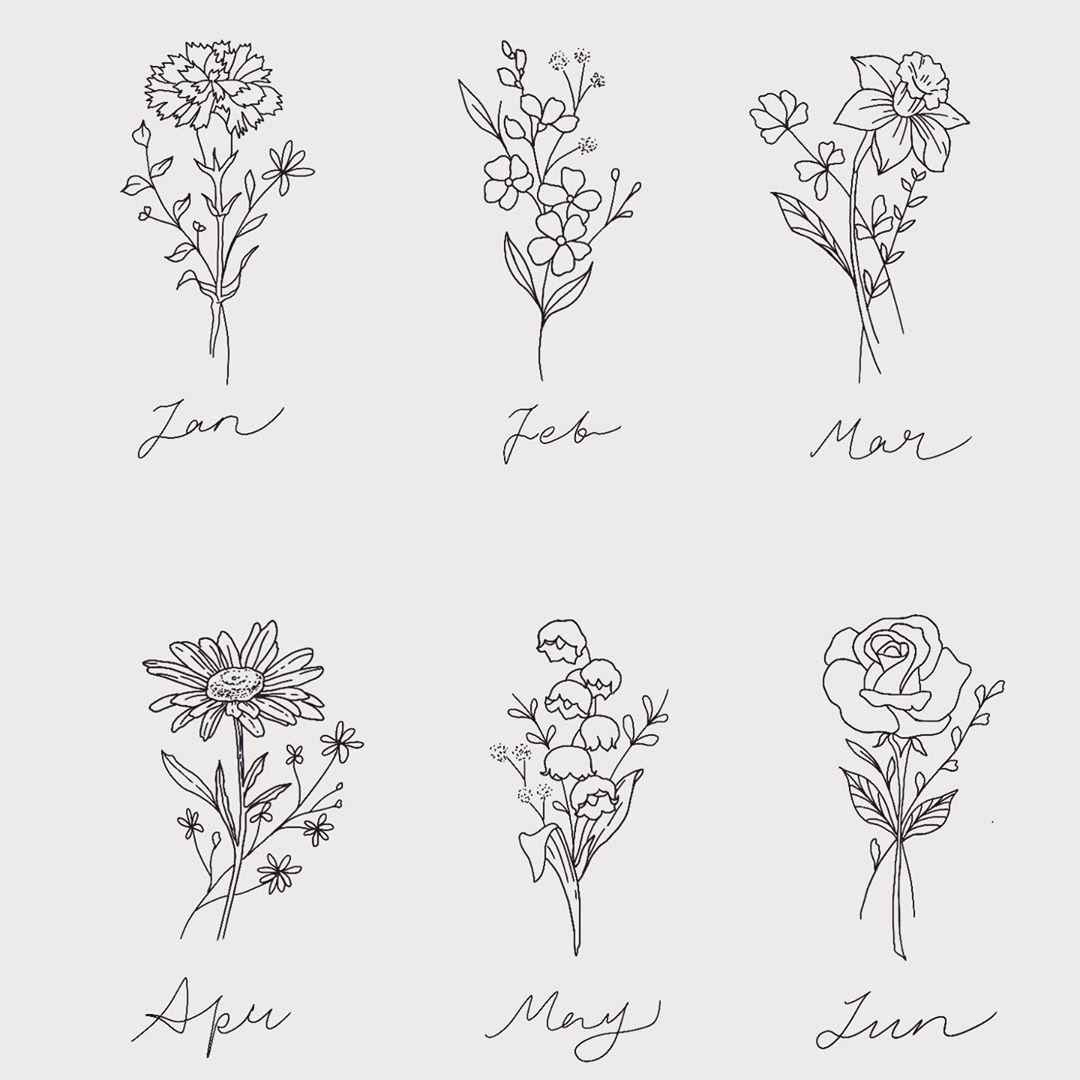 """Jessie Han Zhang auf Instagram: """"Ich habe viel von Geburt Blumen in der Vergangenheit getan habe,"""