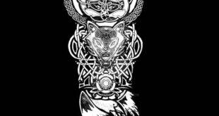 Ragnarok Tatoo by fallingSarah on DeviantArt