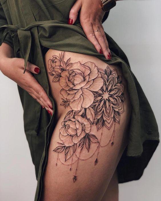Sexy Tattoo Idea