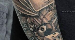 Tatuagens Masculinas no Braço: +70 Inspirações | New Old Man - N.O.M Blog
