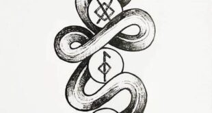 Top 10+ Best Viking Snake Tattoo Ideas